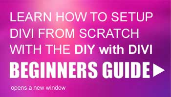 divi theme beginners guide